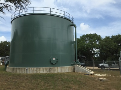 Welded Steel Ground Storage Tanks Bulldog Steel Products